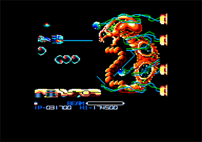 R-Type Reloaded - Screenshot - Gameplay
