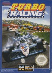 Al Unser Jr. Turbo Racing - Box - Front