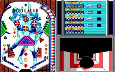 1st Person Pinball - Screenshot - Gameplay
