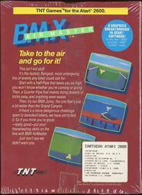 BMX Air Master - Box - Back
