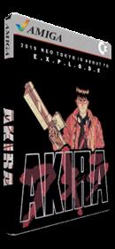 Akira - Box - 3D