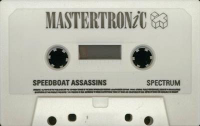 Speedboat Assassins - Cart - Front