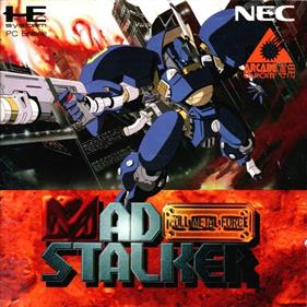Mad Stalker: Full Metal Force