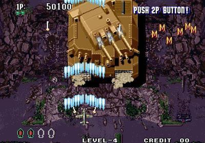 Aero Fighters 3 - Screenshot - Gameplay