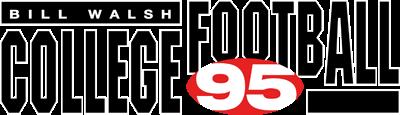 Bill Walsh College Football 95 - Clear Logo