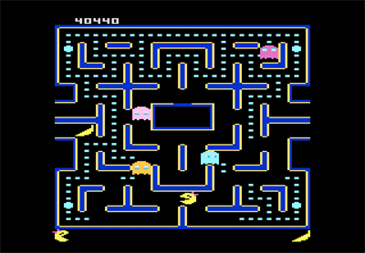 Ms. Pac-Man - Screenshot - Gameplay