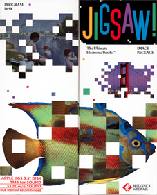 Jigsaw!: The Ultimate Electronic Puzzle