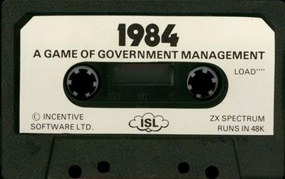1984 - Cart - Front