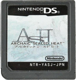 ASH: Archaic Sealed Heat - Cart - Front