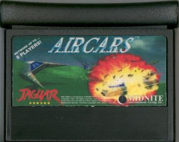 AirCars - Cart - Front