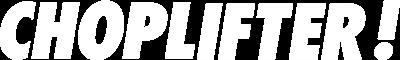 Choplifter! - Clear Logo