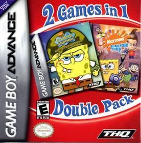 2 Games in 1: SpongeBob SquarePants: Battle for Bikini Bottom + Nicktoons: Freeze Frame Frenzy