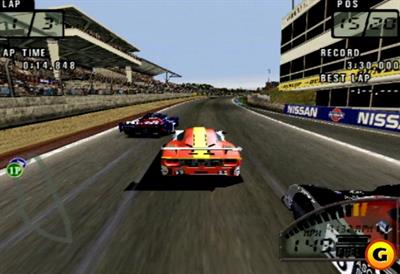Le Mans 24 Hours - Screenshot - Gameplay