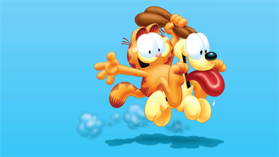 Garfield: Lasagna World Tour - Fanart - Background