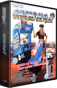 Chase H.Q. 2 - Box - 3D