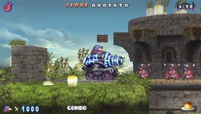 Prinny: Can I Really Be the Hero? - Screenshot - Gameplay
