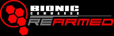 Bionic Commando: Rearmed - Clear Logo