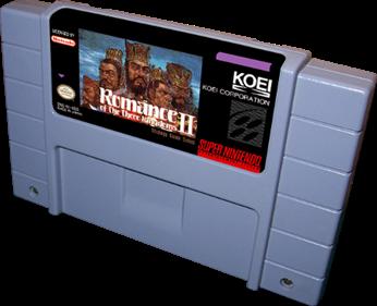 Romance of the Three Kingdoms II - Cart - 3D