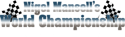 Nigel Mansell's World Championship - Clear Logo