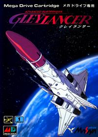 Advanced Busterhawk Gley Lancer - Box - Front