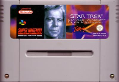 Star Trek: Starfleet Academy: Starship Bridge Simulator - Cart - Front