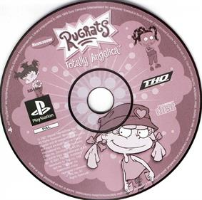 Rugrats: Totally Angelica - Disc