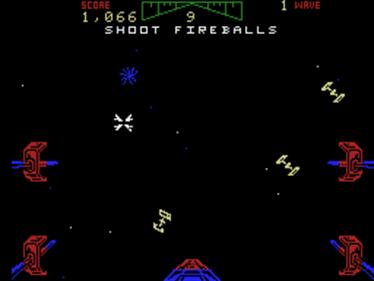 Star Wars: The Arcade Game - Screenshot - Gameplay