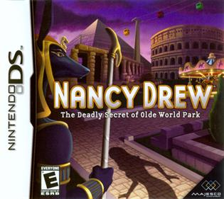 Nancy Drew: The Deadly Secret of Olde World Park