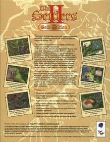 The Settlers II: Veni, Vidi, Vici (Gold Edition) - Box - Back