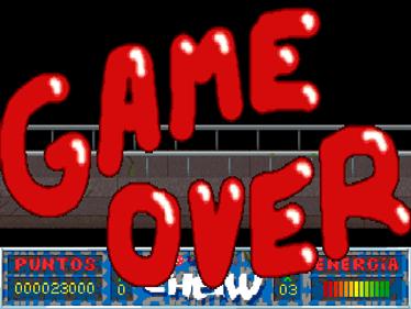 +K - Screenshot - Game Over