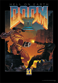 DOOM II - Box - Front - Reconstructed