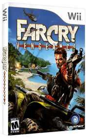 Far Cry: Vengeance - Box - 3D