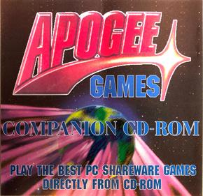 Apogee Games Companion CD-ROM