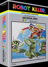 Robot Killer - Box - 3D
