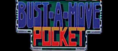Bust-A-Move Pocket - Clear Logo
