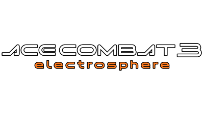 Ace Combat 3: Electrosphere - Clear Logo