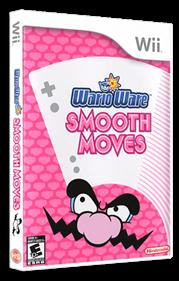 WarioWare: Smooth Moves - Box - 3D