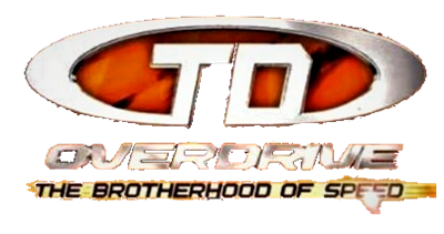 TD Overdrive: The Brotherhood of Speed - Clear Logo
