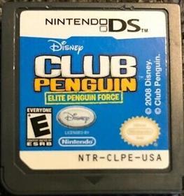Club Penguin: Elite Penguin Force - Cart - Front