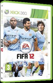 FIFA Soccer 12 - Box - 3D