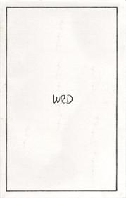 WRD - Box - Front