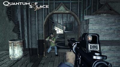 007: Quantum of Solace - Screenshot - Gameplay