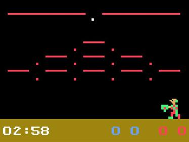 Catch the Ball / Noughts and Crosses - Screenshot - Gameplay