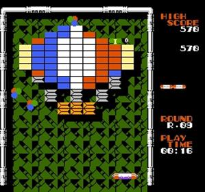 Arkanoid II - Screenshot - Gameplay