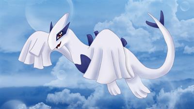 Pokémon Silver Version - Fanart - Background