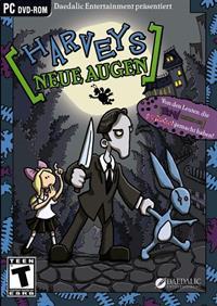 Edna and Harvey: Harvey's New Eyes - Box - Front