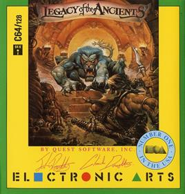 Legacy of the Ancients - Box - Front