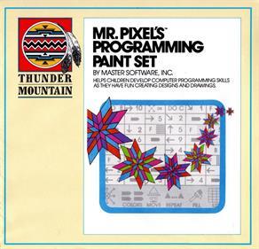 Mr. Pixel's Programming Paint Set