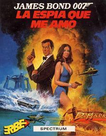 James Bond 007: The Spy Who Loved Me