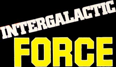Intergalactic Force - Clear Logo
